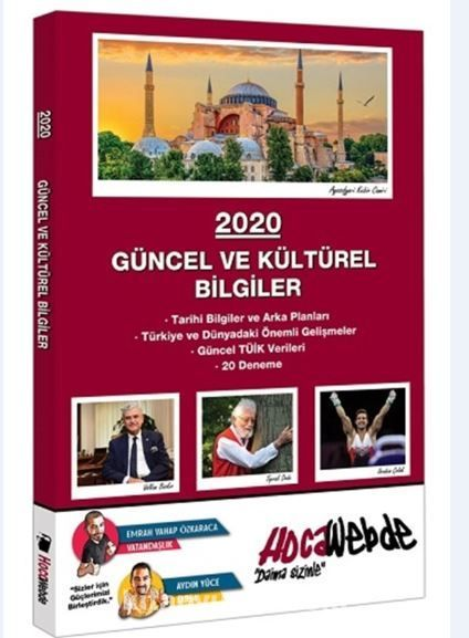 2020 KPSS Güncel ve Kültürel Bilgiler