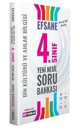 4.Sınıf Din Kültürü ve Ahlak Bilgisi Efsane Yeni Nesil Soru Bankası