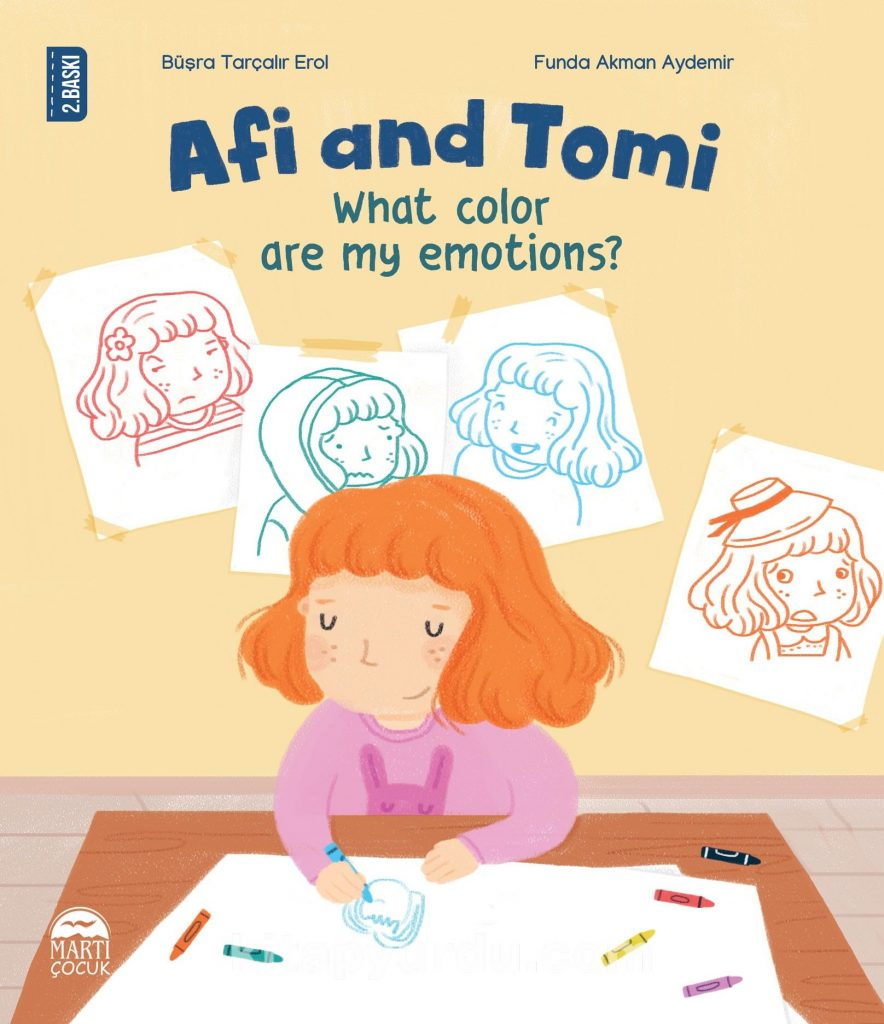 Afi and Tomi / What color are my emotions?
