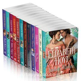 Elizabeth Hoyt Romantik Kitaplar Takım Set (12 Kitap)