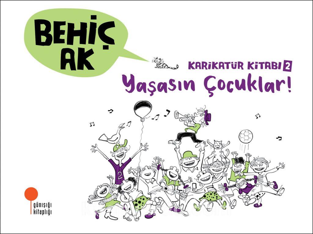 Karikatür Kitabı 2 / Yaşasın Çocuklar!