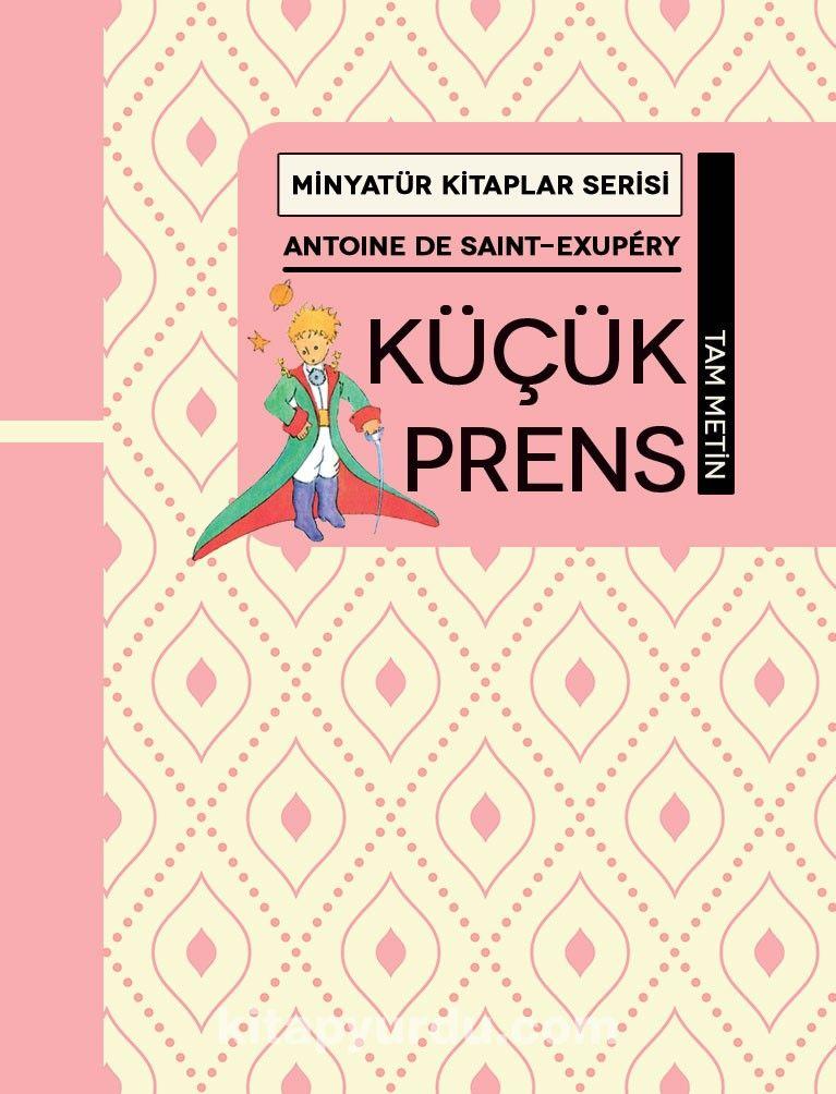 Küçük Prens / Minyatür Kitaplar Serisi