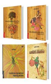 Mahabharata ve Upanişadlar (4 Kitap)