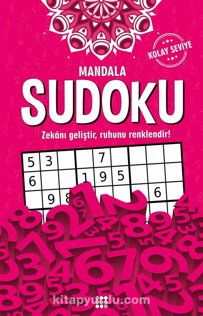 Mandala Sudoku / Kolay Seviye