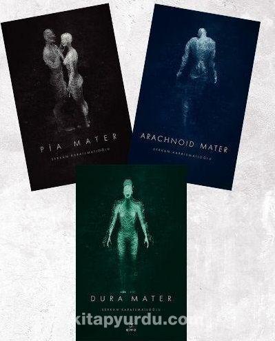 Mater Serisi Seti (3 Kitap)