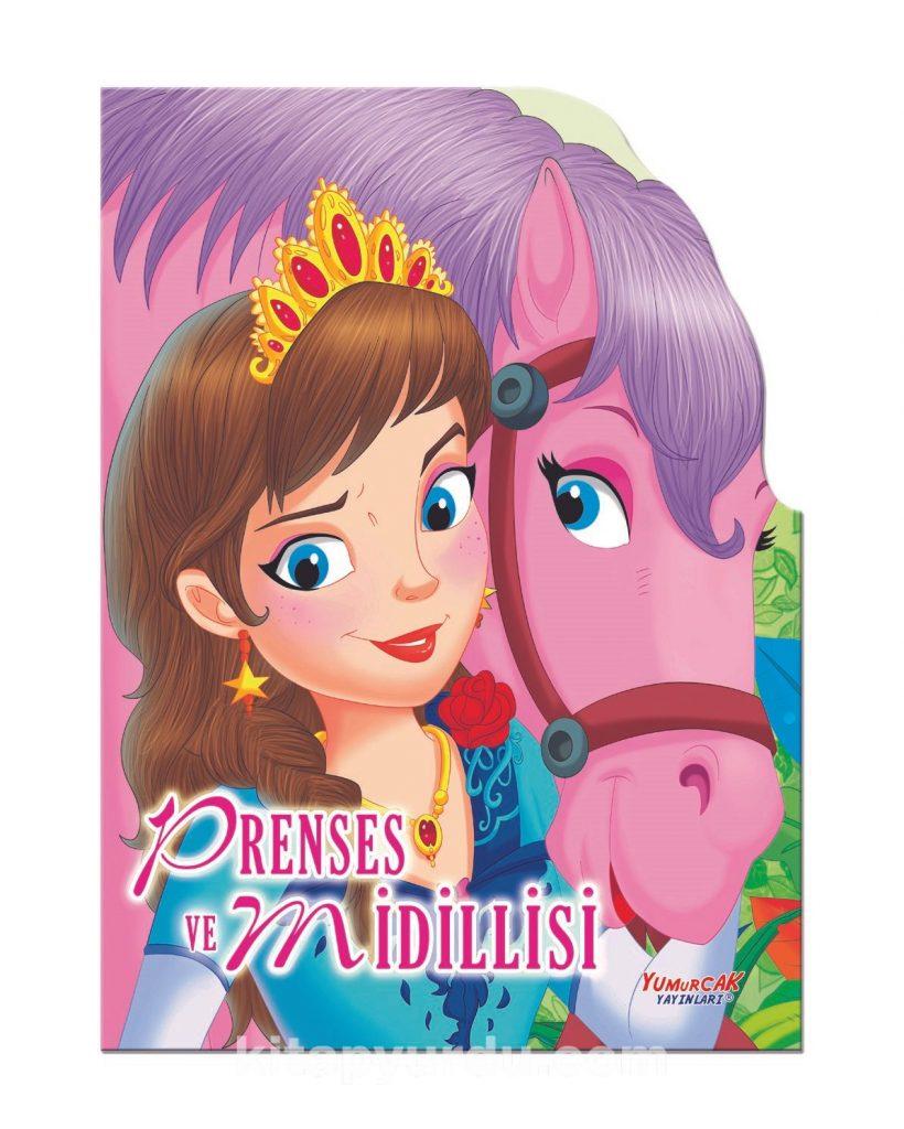 Şekilli Kitaplar / Prenses ve Midillisi